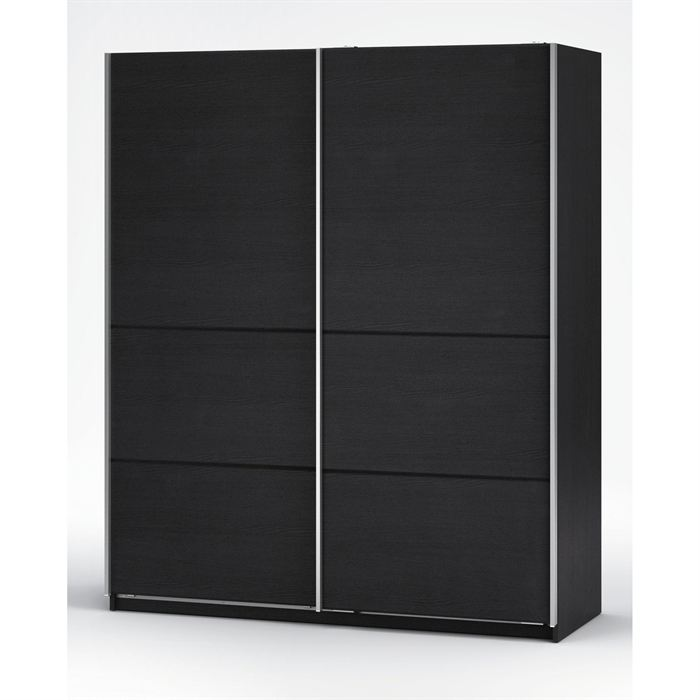 armoire de chambre design pas cher. Black Bedroom Furniture Sets. Home Design Ideas