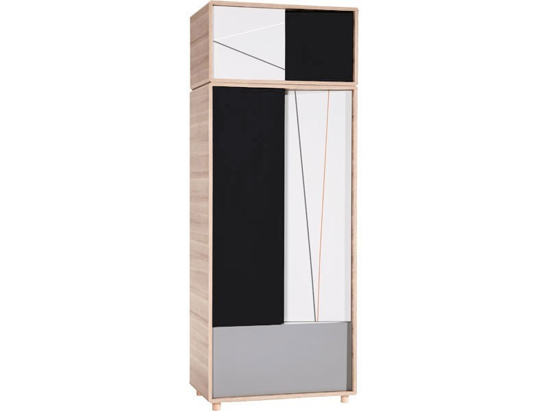 armoire de rangement chambre en ligne. Black Bedroom Furniture Sets. Home Design Ideas