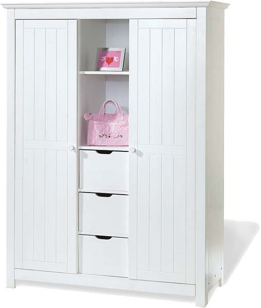 model armoire de chambre placard portes armoire de. Black Bedroom Furniture Sets. Home Design Ideas