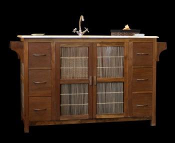 armoire salle de bain bambou en ligne. Black Bedroom Furniture Sets. Home Design Ideas