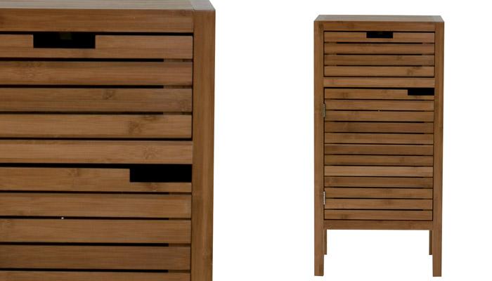 meubles bambou salle de bain photos de conception de. Black Bedroom Furniture Sets. Home Design Ideas