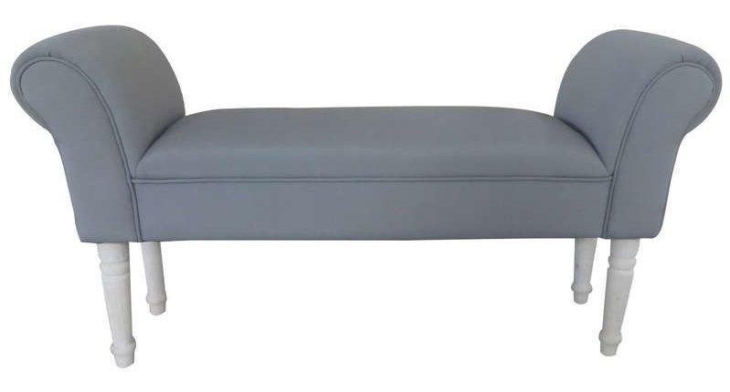 banc pied lit. Black Bedroom Furniture Sets. Home Design Ideas