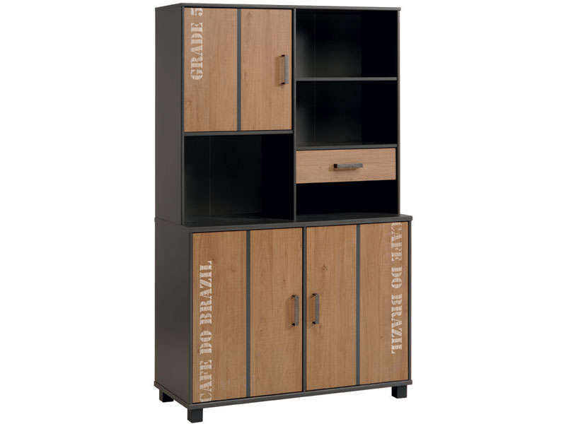 buffet de cuisine pas cher conforama. Black Bedroom Furniture Sets. Home Design Ideas