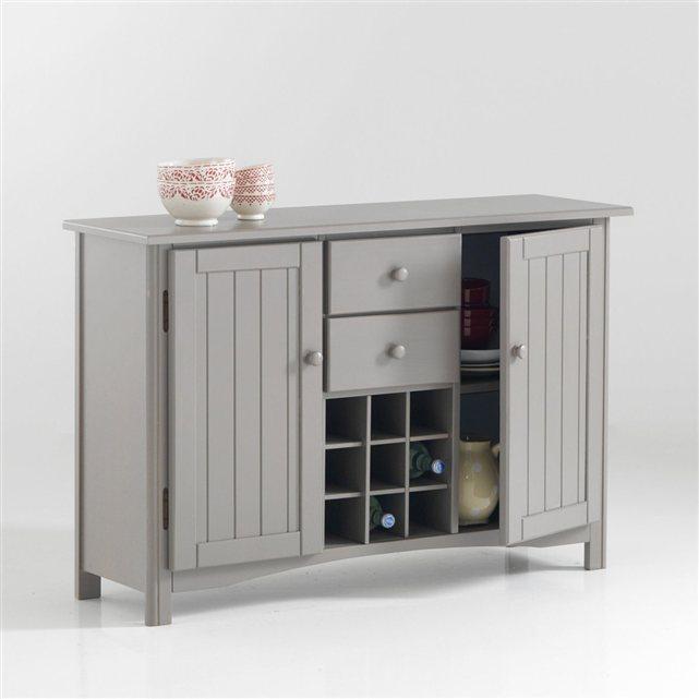 Buffet de cuisine perrine la redoute - La redoute meubles de cuisine ...