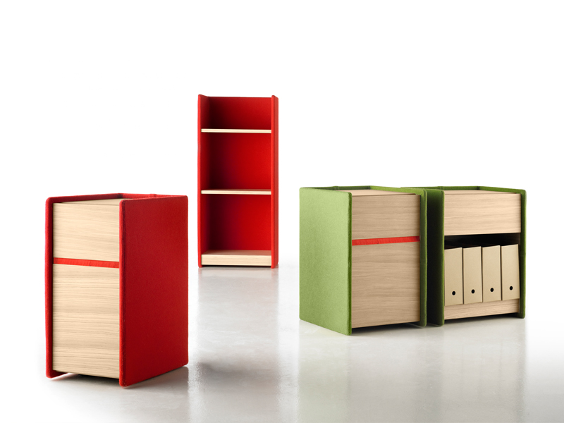 Organisation caisson de bureau design for Mobilier bureau maison