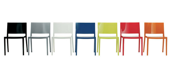 Chaise de cuisine couleur - Chaise cuisine couleur ...