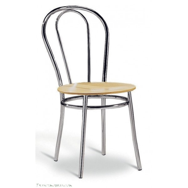 Chaise de cuisine metal for Chaises de cuisine but