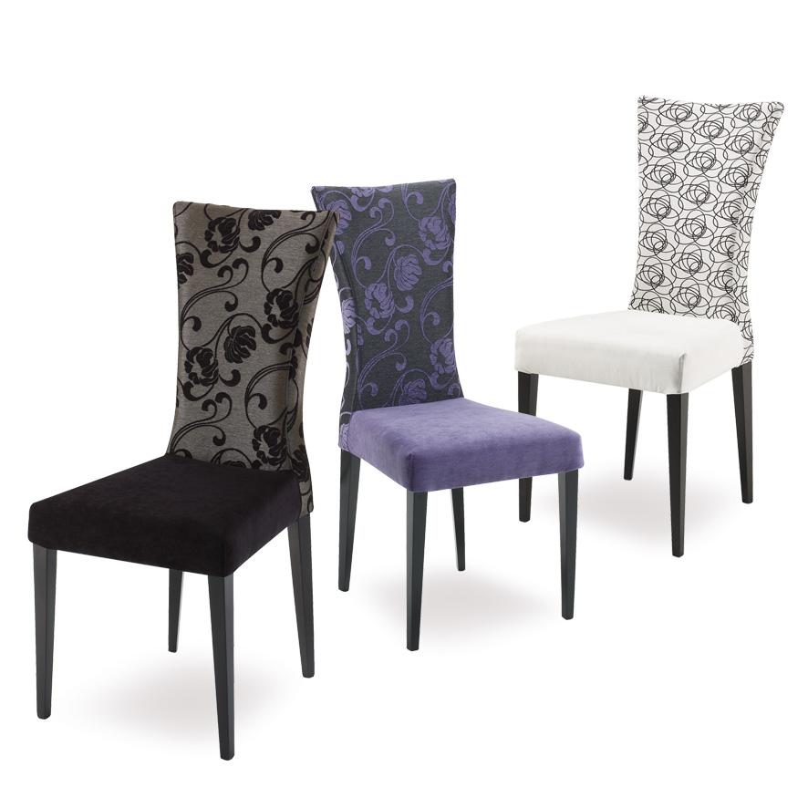 Chaises bois salle a manger maison design for Chaise salle a manger bois et cuir