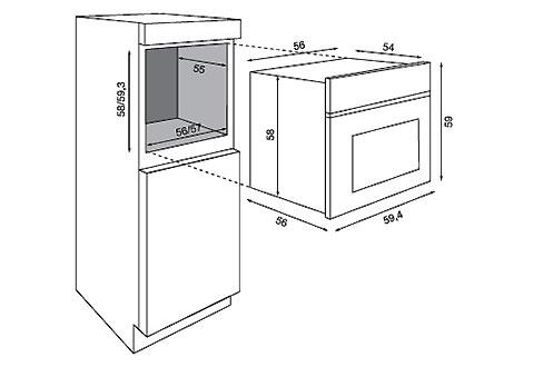 installation four encastrable pi ces d tach es. Black Bedroom Furniture Sets. Home Design Ideas
