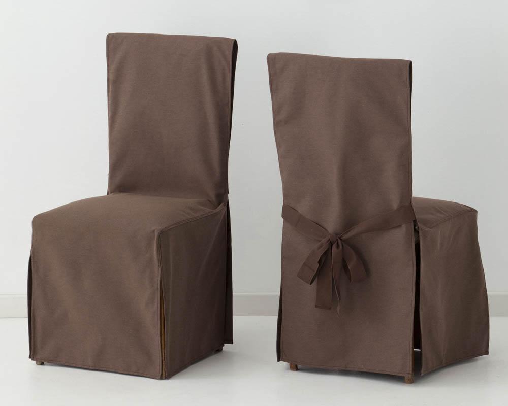 housse de chaise carrefour. Black Bedroom Furniture Sets. Home Design Ideas