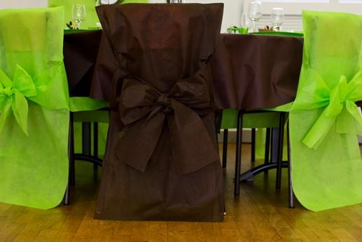 housse de chaise vert anis pas cher. Black Bedroom Furniture Sets. Home Design Ideas