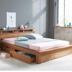 lit 2 personnes serigraphie new york avec tiroir. Black Bedroom Furniture Sets. Home Design Ideas