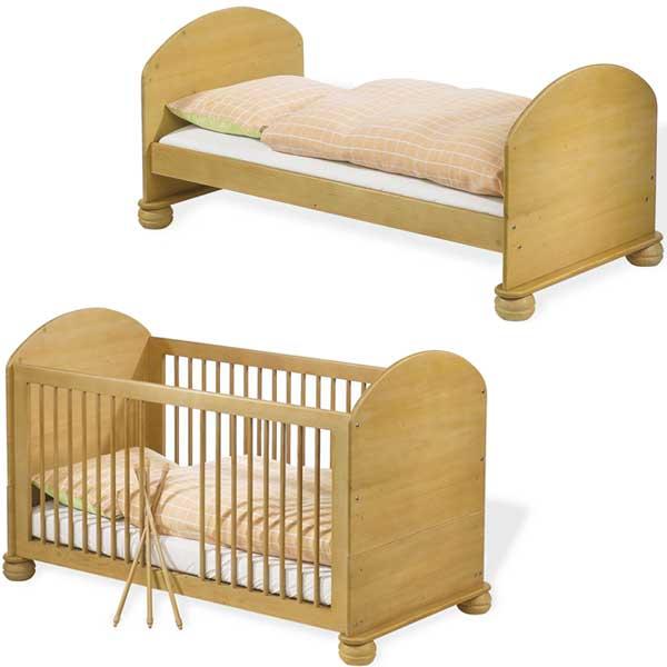 Mobilier maison lit bebe modulable - Lit enfant 2 ans ...