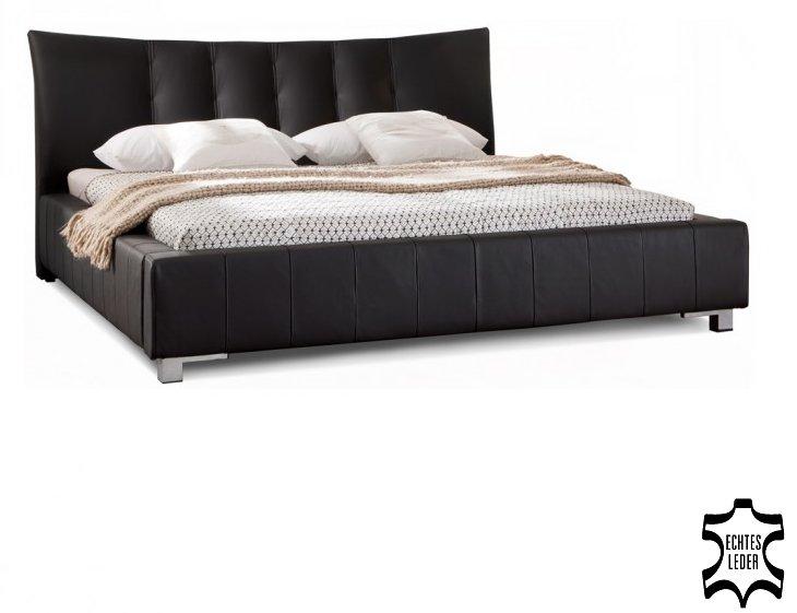 exemple lit une personne cuir. Black Bedroom Furniture Sets. Home Design Ideas