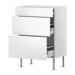 meuble de cuisine element bas meuble de cuisine bas maisons du ... - Meuble Bas Cuisine 3 Tiroirs