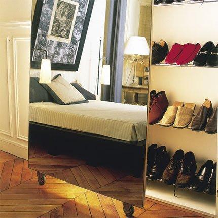 Mod le meuble chaussures fabriquer - Fabriquer rangement chaussure ...