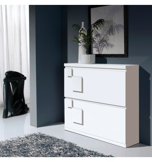 mod le meuble chaussures original. Black Bedroom Furniture Sets. Home Design Ideas