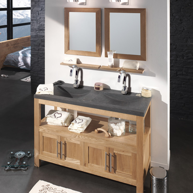 meuble salle de bain cocktail scandinave. Black Bedroom Furniture Sets. Home Design Ideas