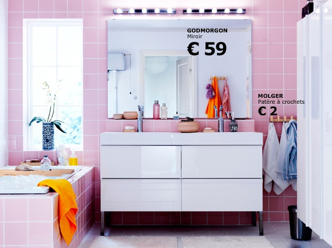 Interesting salle de bain ikea occasion trouver with tagre for Vente salle de bain ikea