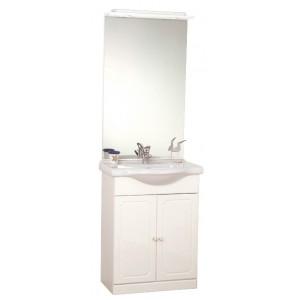 Meuble salle de bain une vasque pas cher - Meuble de chaussures pas cher ...