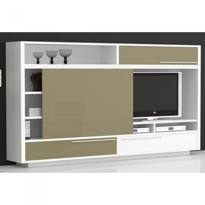 meuble tv bas ferme. Black Bedroom Furniture Sets. Home Design Ideas