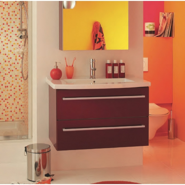 Photo meuble vasque nabis woodstock - Meuble salle de bain woodstock ...