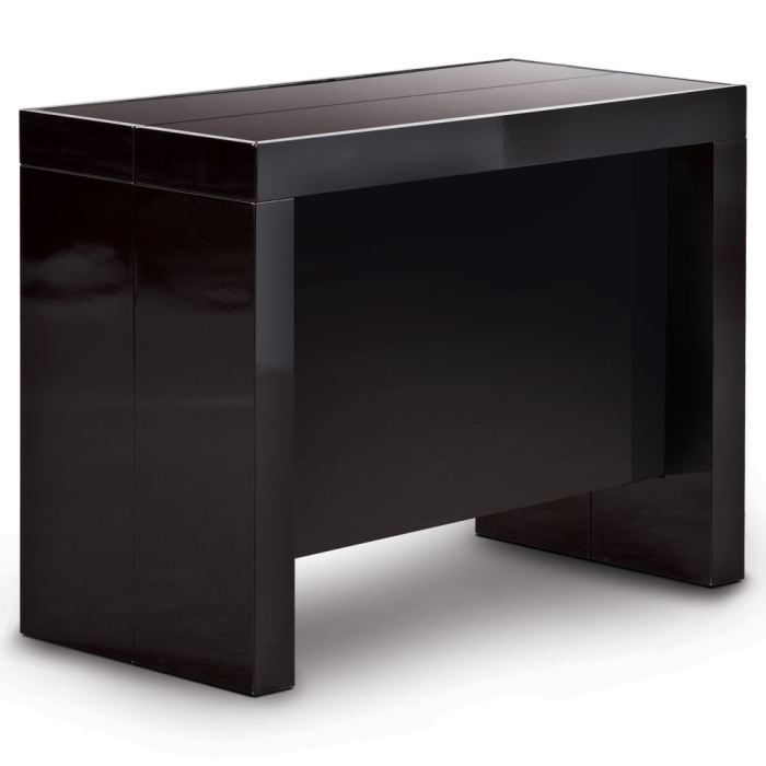 table a manger avec rangement. Black Bedroom Furniture Sets. Home Design Ideas