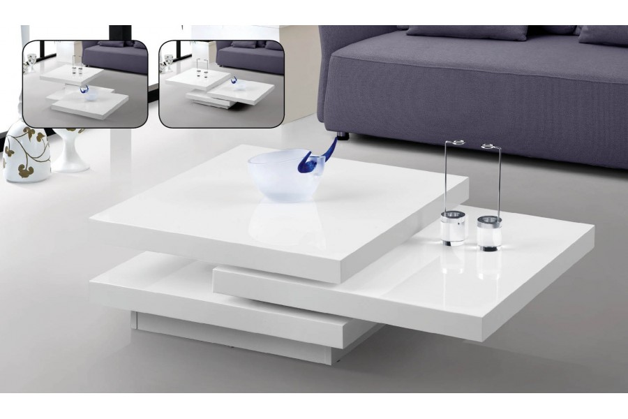 Table basse design - Table basse rectangulaire design ...
