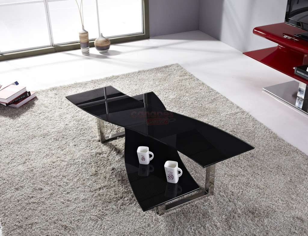 Id e table basse design pas cher for Table basse moderne pas cher