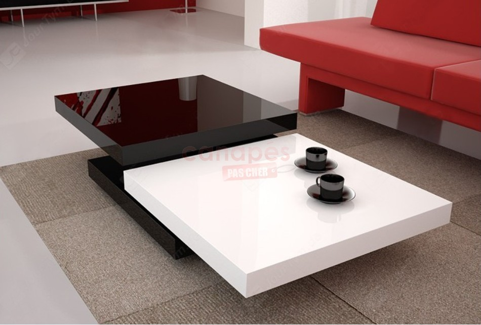 Trouver table basse design pas cher for Table basse pas cher design