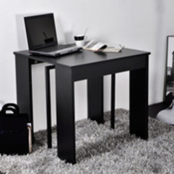 table console ikea noire. Black Bedroom Furniture Sets. Home Design Ideas
