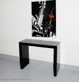 visuel table console extensible pas cher ikea. Black Bedroom Furniture Sets. Home Design Ideas