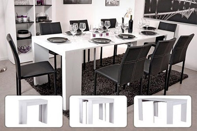 organisation table console extensible pas cher ikea. Black Bedroom Furniture Sets. Home Design Ideas