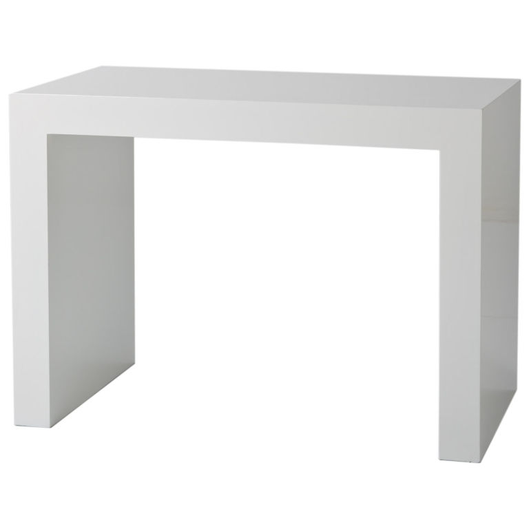 Table rabattable cuisine paris table console fly for Meuble console ikea