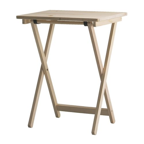 Table demi lune pliante ikea maison design for Ikea besta table d appoint