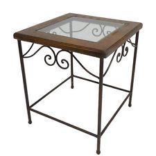 Mod le table de chevet fer forge ikea for Table de chevet en fer forge