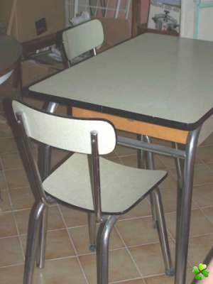 Table et chaise de cuisine occasion table de lit - Table et chaise occasion ...
