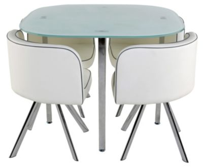 Table ronde cuisine pie central ikea achat table ronde - Table de cuisine chaise ...