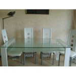 Table et chaises salle a manger conforama for Chaises salle a manger conforama