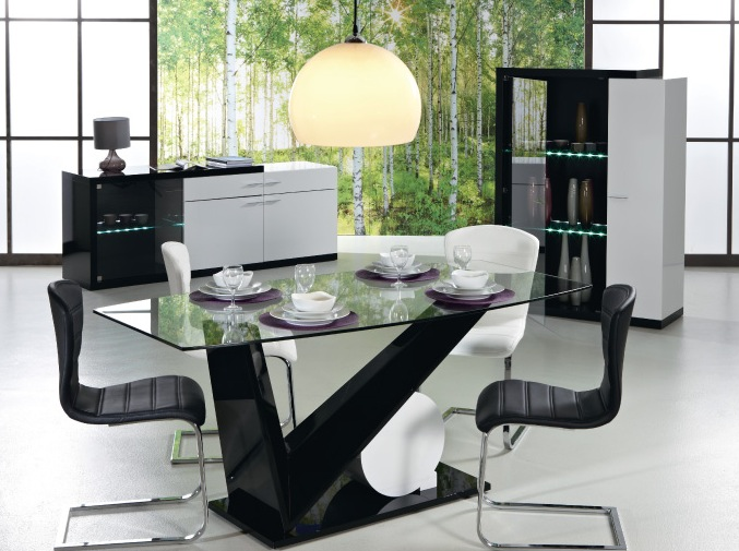 Exemple Table Et Chaises Salle A Manger Conforama. «