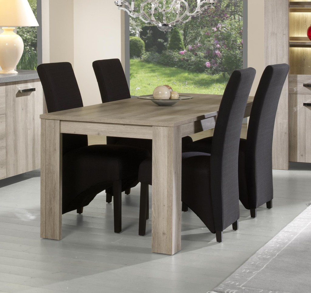 Tables et chaises de salle a manger but for Table et chaise contemporaine
