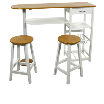Comparatif tabouret et table de bar pas cher for Table bar cuisine pas cher