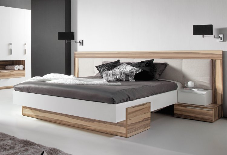exemple tete de lit design italien. Black Bedroom Furniture Sets. Home Design Ideas
