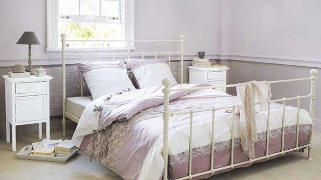 tete de lit metal. Black Bedroom Furniture Sets. Home Design Ideas