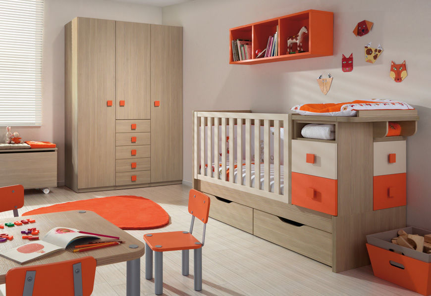 Idee Deco Chambre Petite Fille. Deco Petite Chambre Simple La ...