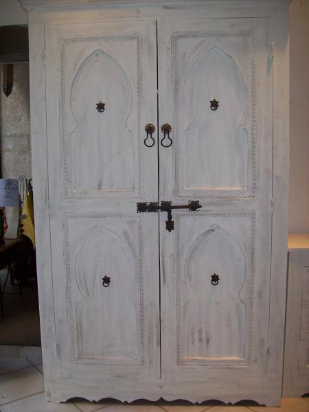 armoire chambre orientale