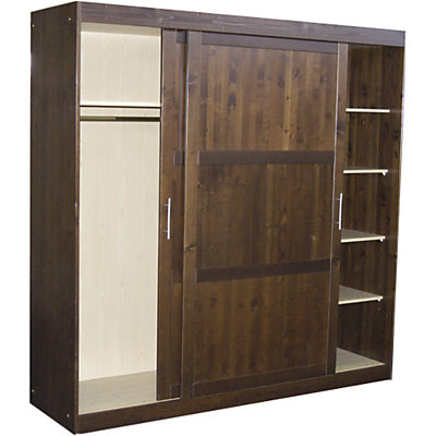 armoire chambre wenge. Black Bedroom Furniture Sets. Home Design Ideas