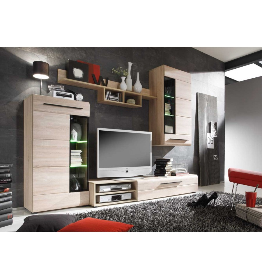 photo armoire de chambre avec tv. Black Bedroom Furniture Sets. Home Design Ideas