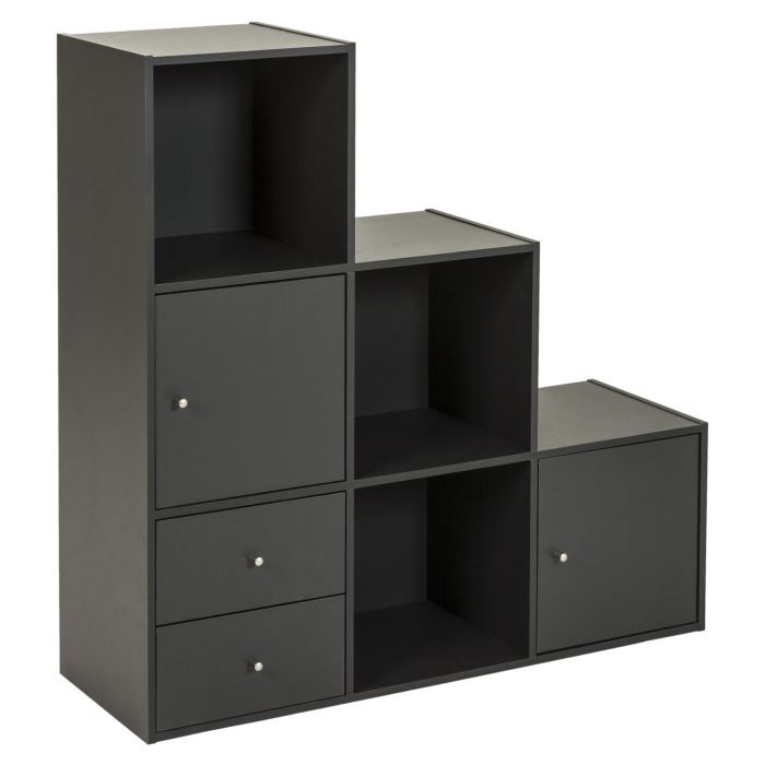 meuble de rangement bureau. Black Bedroom Furniture Sets. Home Design Ideas