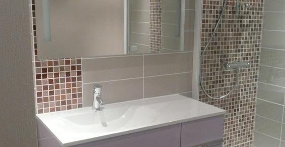 carrelage salle de bain point p - inspiration du blog